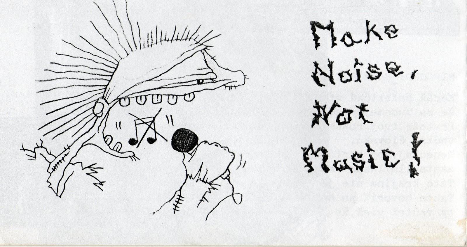 Chaos Non Musica… Piscia Korsakov e 101% Odio