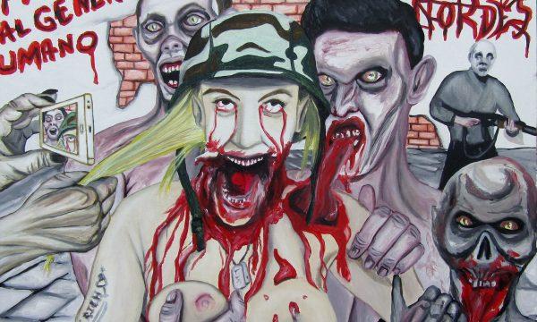 Subhuman Hordes – Nessuna Prospettiva al Genere Umano (2015)