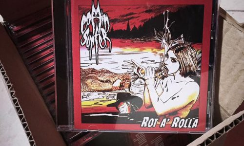 Coffin Surfer – Rot A Rolla (2017)