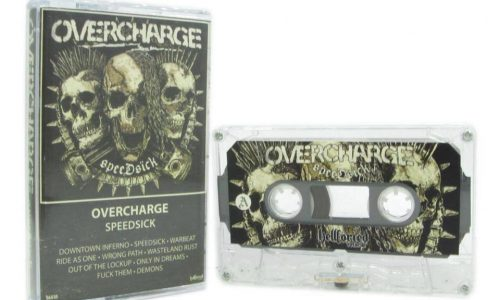Overcharge – Speedsick (2016)