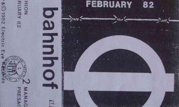 Bahnhof – February 1982
