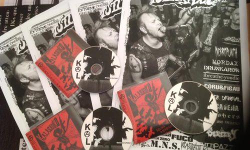 """E' uscito """"Tutti Pazzi"""" #22: interviste, articoli, CD e molto altro…"""