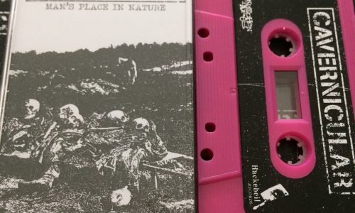 Cavernicular – Man's Place in Nature (2017)
