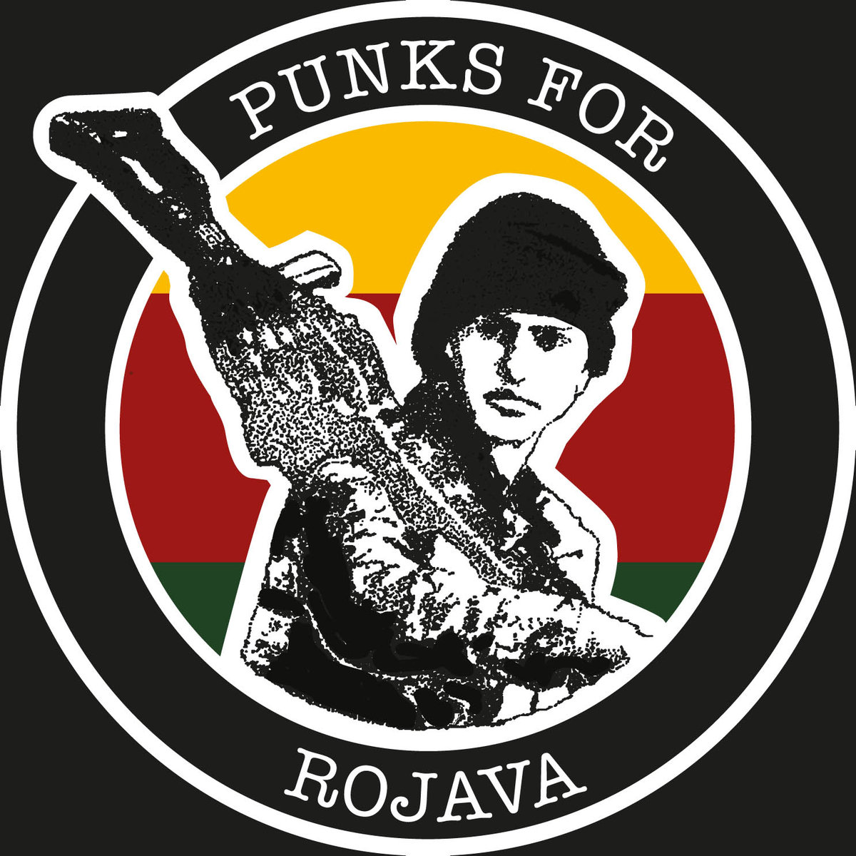 Punks For Rojava – This Music Kills Daesh and Erdogan!