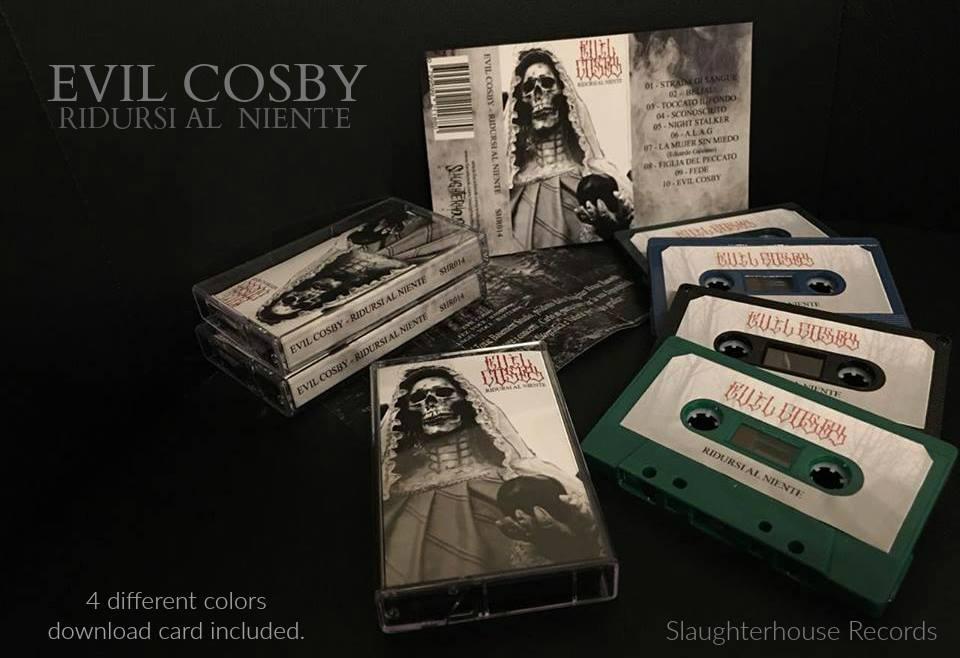 Evil Cosby – Ridursi al Niente (2017)