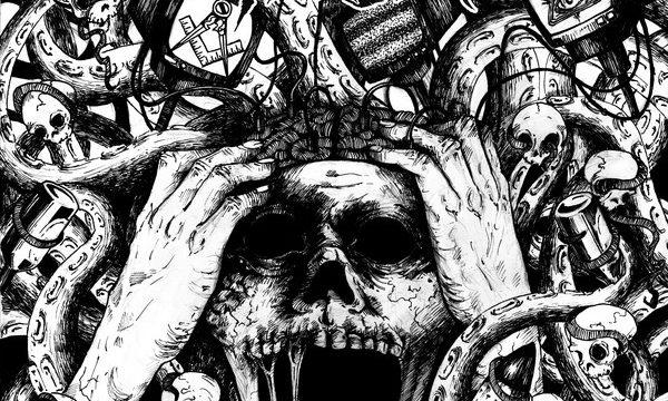 Motron – Eternal Headache (2015)