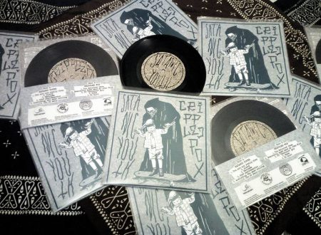 Satanic Youth/Crippled Fox – 7″Split (2018)
