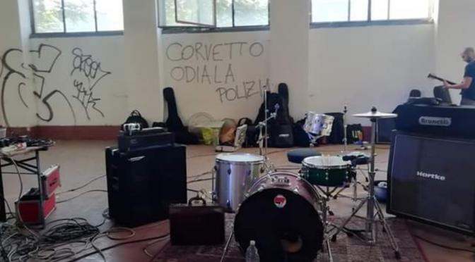Corvetto, Milano, un sabato di luglio