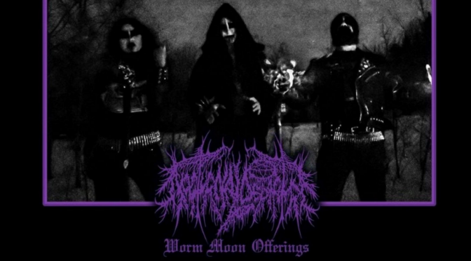 Nocturnal Departure – Worm Moon Offerings (2020)