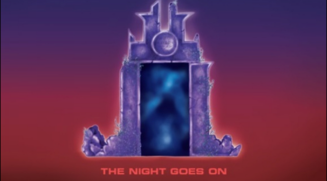 Konquest – The Night Goes On (2021)
