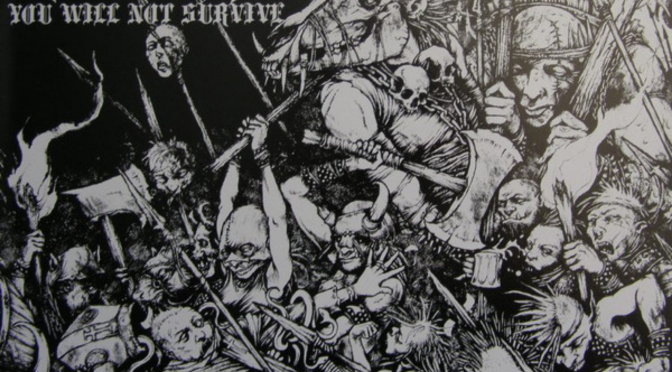 """Stench of the Past""// Guided Cradle – You Will Not Survive (2008)"