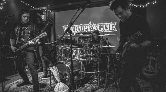"""Make punk a way of protest again!"" – Interview with War//Plague"
