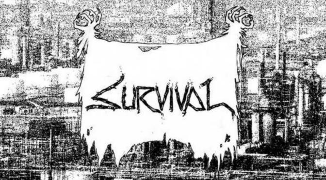 Rigorous Institution – Survival/Despotism (2020)