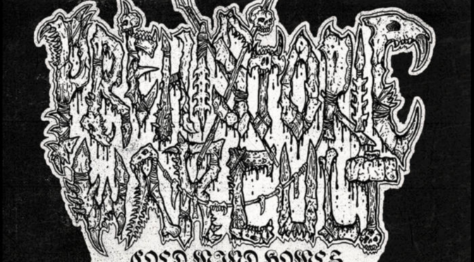 Prehistoric War Cult – Cold Wind Howls Over The Burial Site (2021)